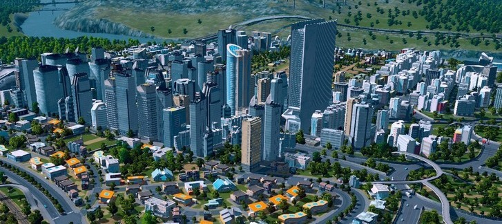 Bundle Stars Store deal - Cities: Skylines